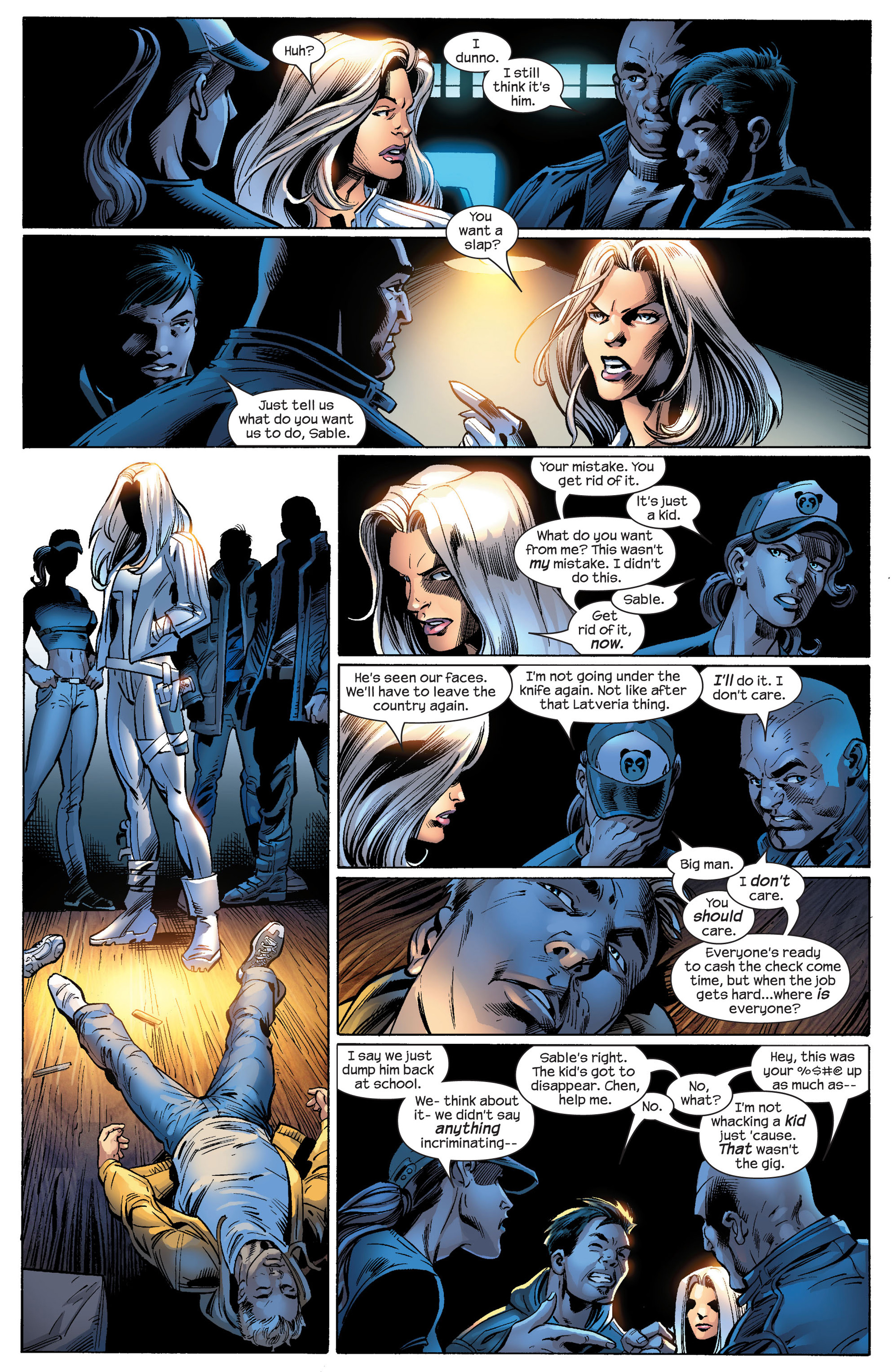 Read online Ultimate Spider-Man (2000) comic -  Issue #87 - 8