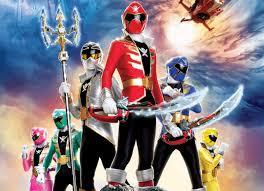 Hình ảnh Power Rangers Super Megaforce