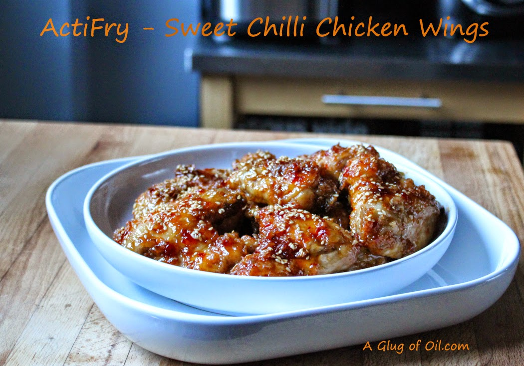 Sweet Chilli Chicken Wings