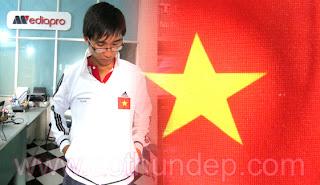Áo Thun Thể Thao Taekwondo Quốc Gia Việt Nam