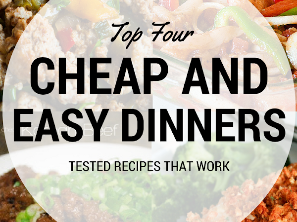 Cheap and Easy Dinners