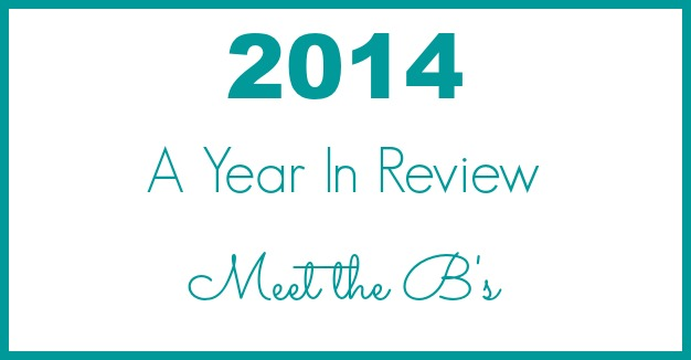 2014 year in review @ Meet the B's