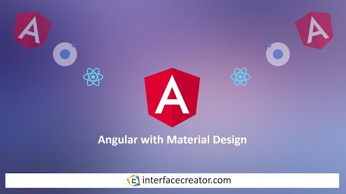 Angular Material for Angular 6,Angular Material for Angular,Angular Material for beginners