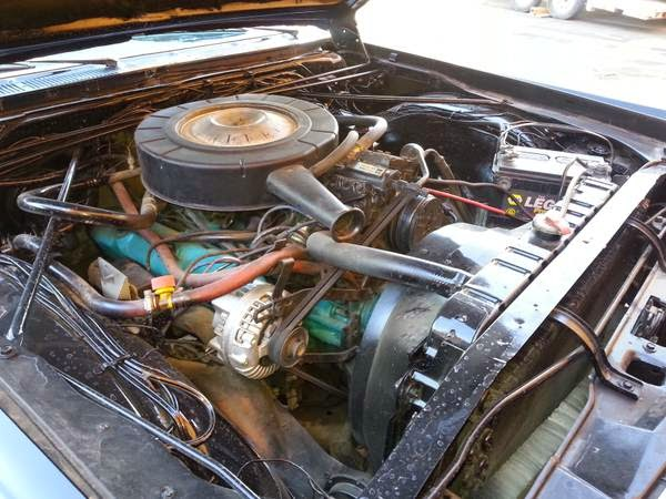 Garage Kept 1968 Chrysler Imperial Crown Auto