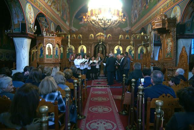 Επιτυχημένη πνευματική εκδήλωση για το Πάσχα στην ενορία Κεστρίνης Θεσπρωτίας