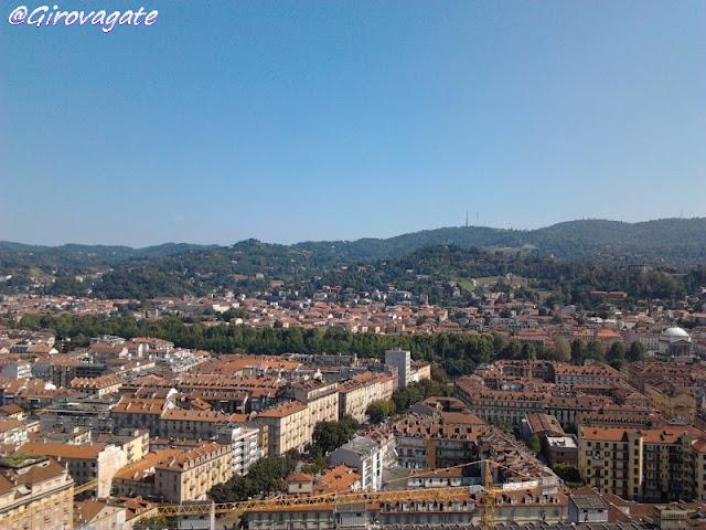 Mole Torino panorama