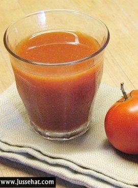 Diet Sehat Dengan Jus Tomat