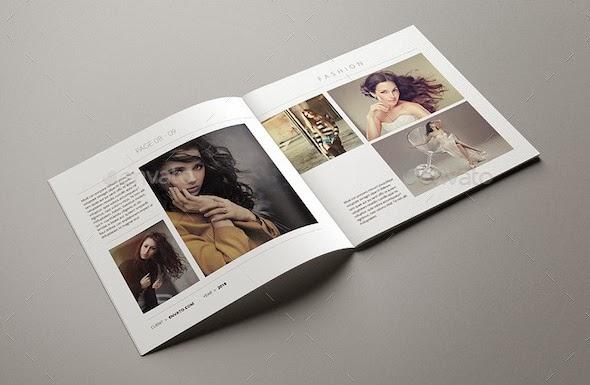 Portfolio Indesign Template. 10 free and premium brochure ...