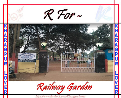 Railway Garden, South Side, Kharagpur, West Bengal 721301