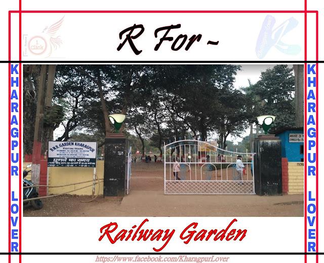 Railway Garden, South Side, Kharagpur, West Bengal 721301