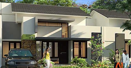 Harga  Rumah  Type  60 Beserta Gambar Desain Terbaru Tahun