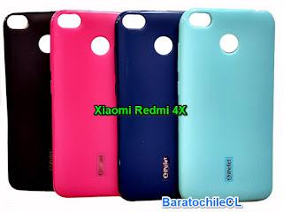 Protector gel colores Xiaomi 4X