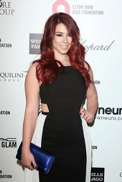 Jillian Rose Reed Academy Award Viewing Party