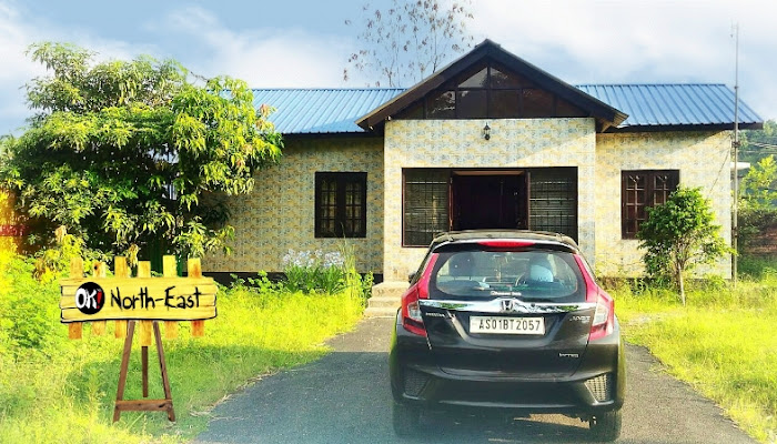 OK! North East Cottage in Amingaon - a private place to party in Guwahati