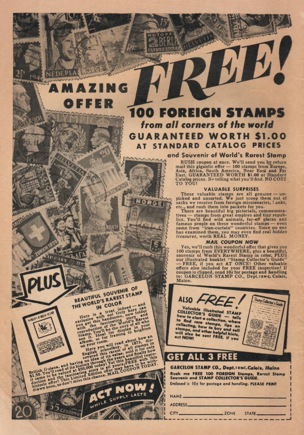Action Comics (1938) 197 Page 1
