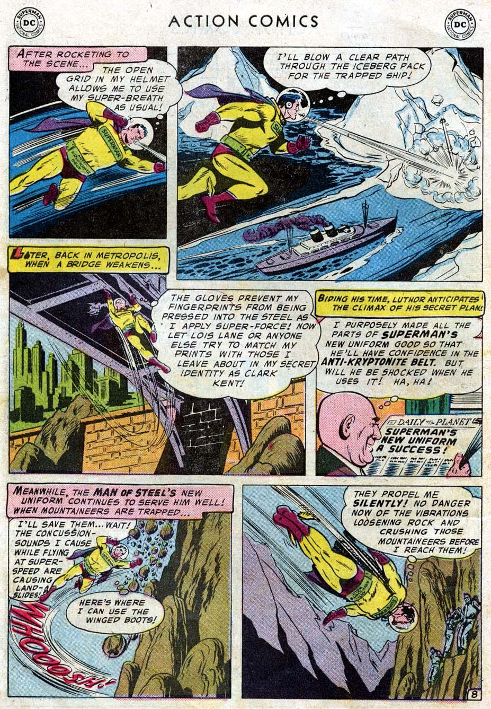 Action Comics (1938) 236 Page 9