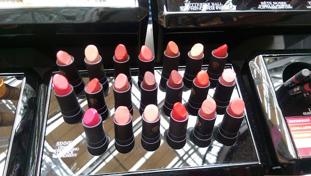 Lipstick Queen Sinner Range
