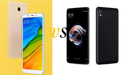 Perbedaan Spesifikasi antara Redmi Note 5 dan Redmi Note 5 Pro, Ini detailnya