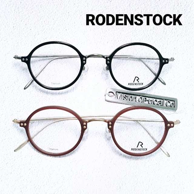 Rodenstock R7061 羅敦司德復古眼鏡