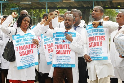Resident Doctors Set to Go on Indefinite Strike January 2