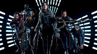 nuevos posters internacionales de star wars: rogue one