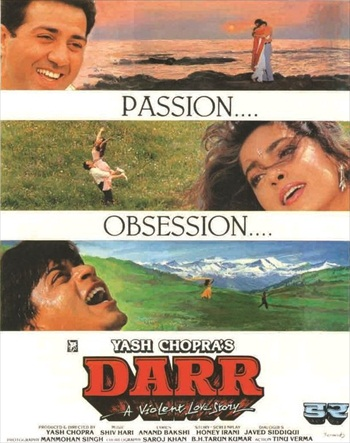 Darr 1993 Hindi Movie Download