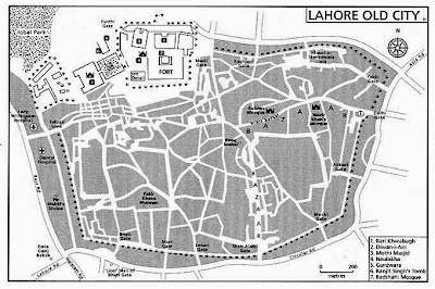 LAHORE GATES ( A BEAUTY OF LAHORE )