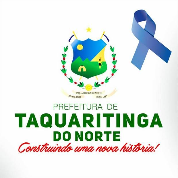 NOTA DE ESCLARECIMENTO da Prefeitura de Taquaritinga do Norte
