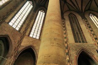 Couvent des Jacobins à Toulouse. France. Монастырь Якобинцев в Тулузе. Франция.