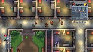 The Escapists 2 PS3 Wallpaper