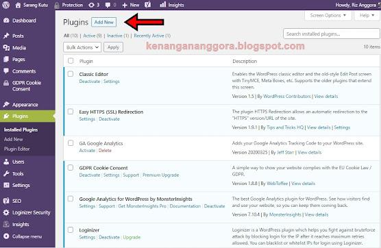 Cara Memasukkan Related Post Otomatis Dalam Artikel Wordpress