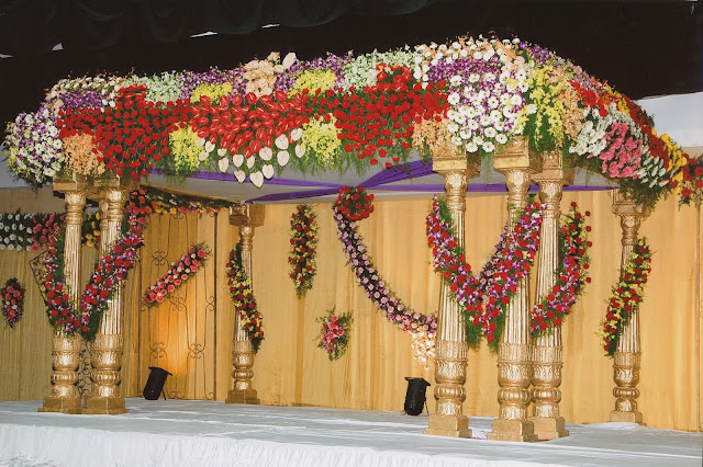 Wedding Decorators in Tirupati Wedding Decoration