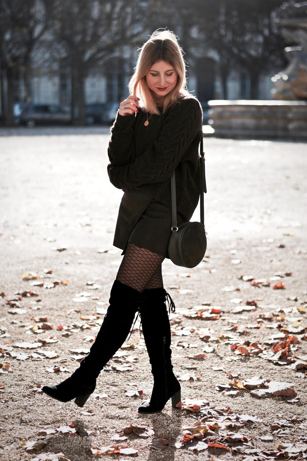 look femme automne : comment porter des cuissardes
