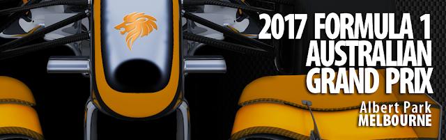 Australian Grand Prix 2017 Live Stream