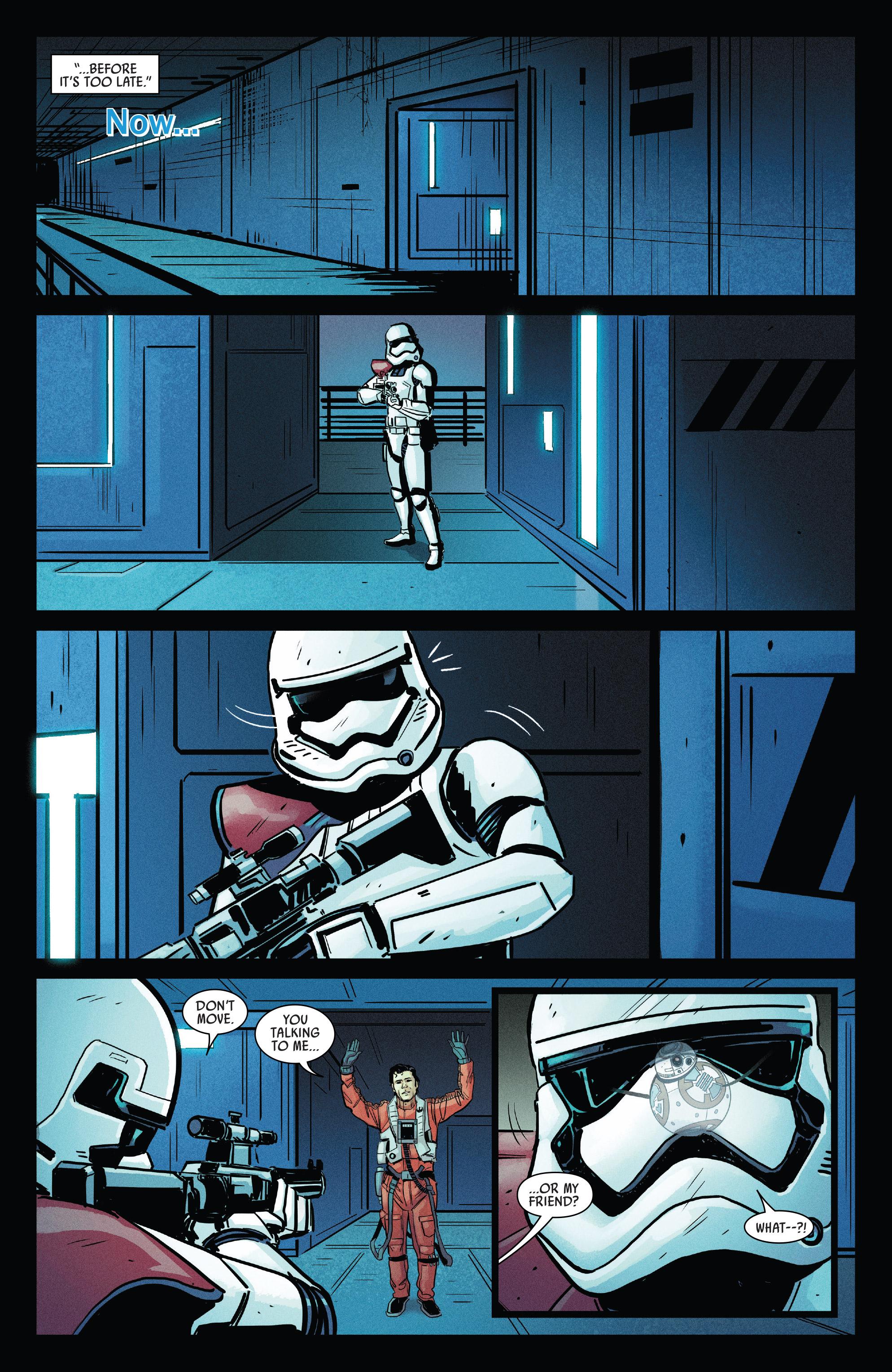 Read online Star Wars: Poe Dameron comic -  Issue # _Annual 1 - 18