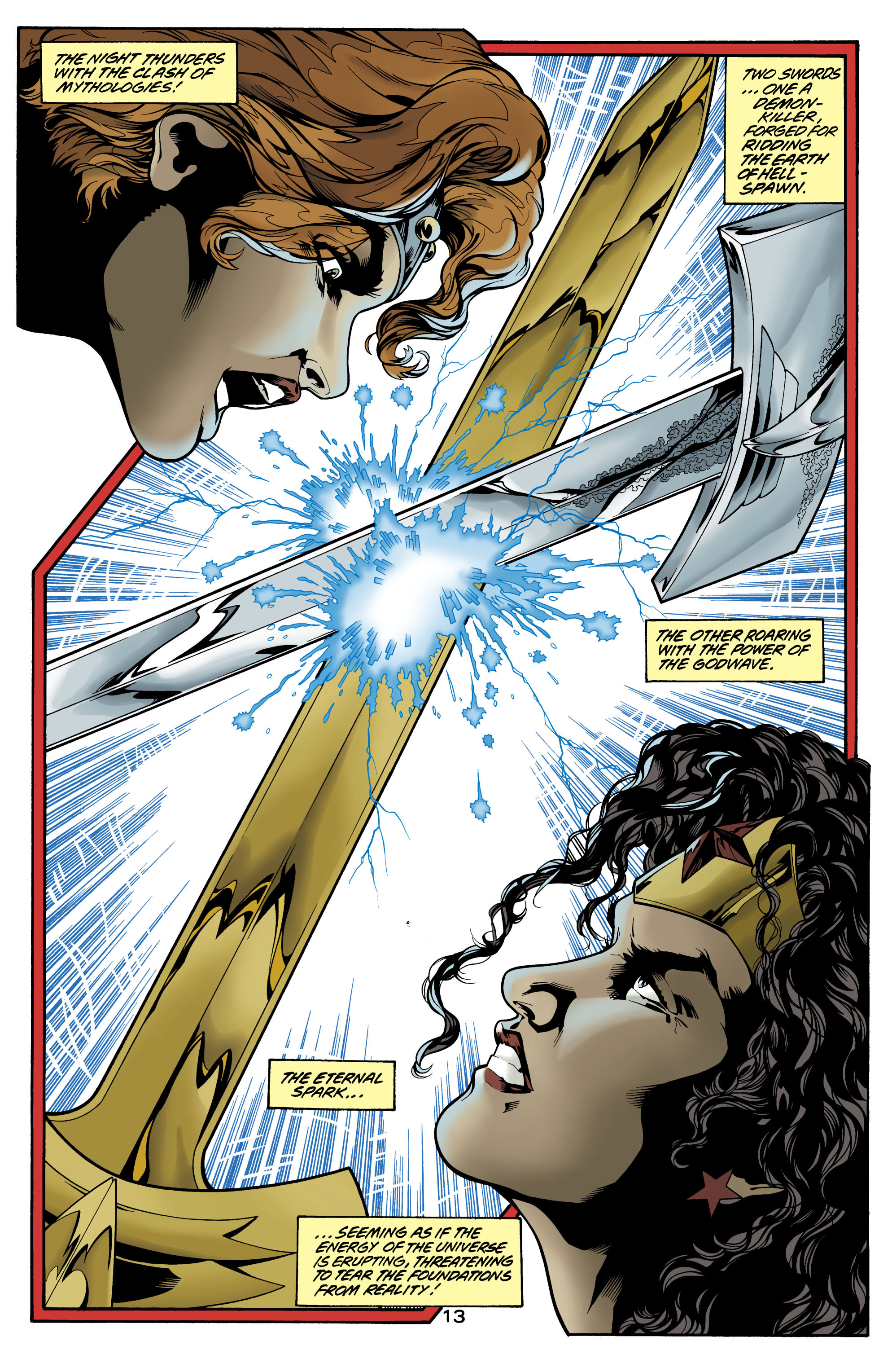 Read online Wonder Woman (1987) comic -  Issue #156 - 14