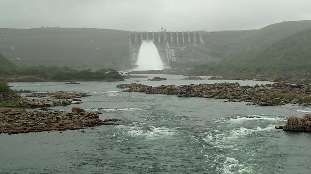 ONS revê para mais a previsão de chuvas nos reservatórios do país