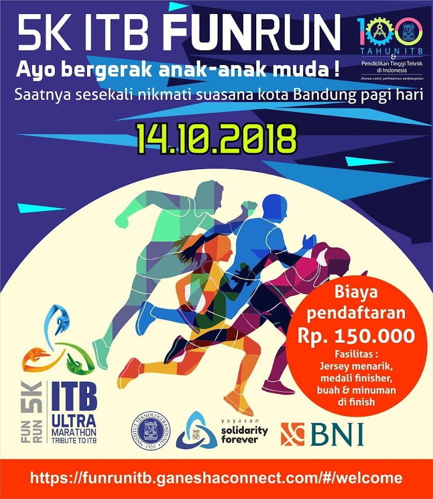 ITB Fun Run • 2018