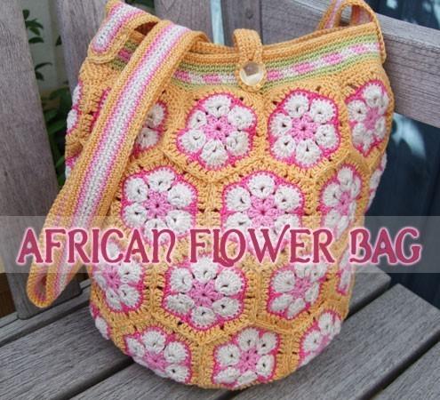 Fyrkantiga Afrikanska Blommor