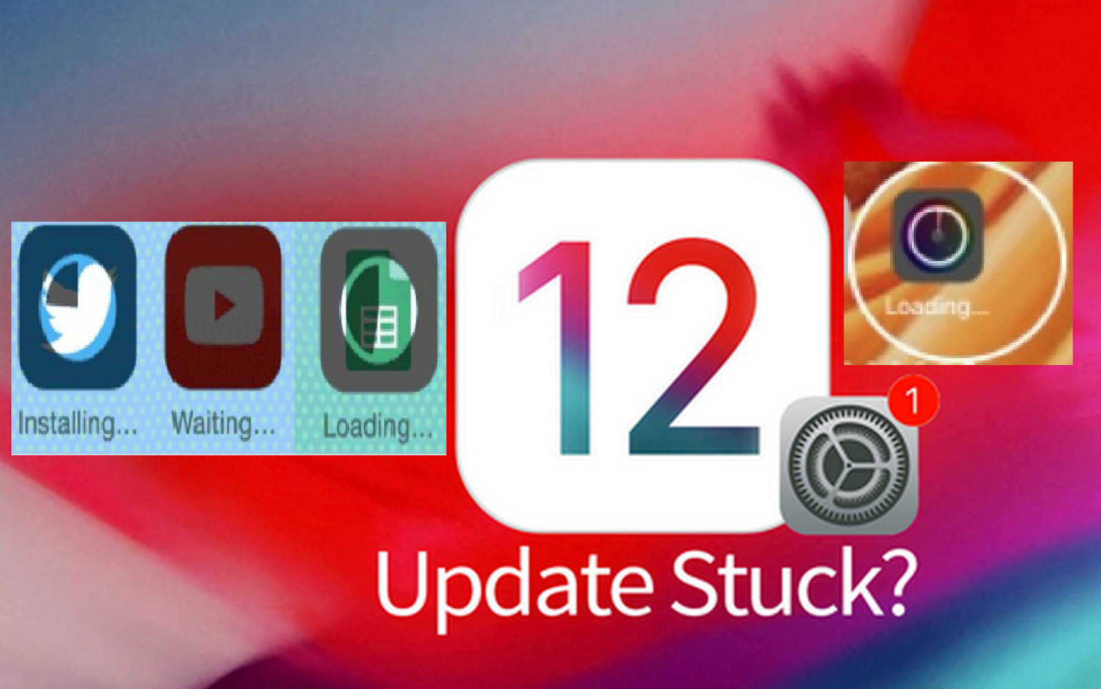 iPhone XS Problems iOS 12 App Crash Fix | Wireless Setups