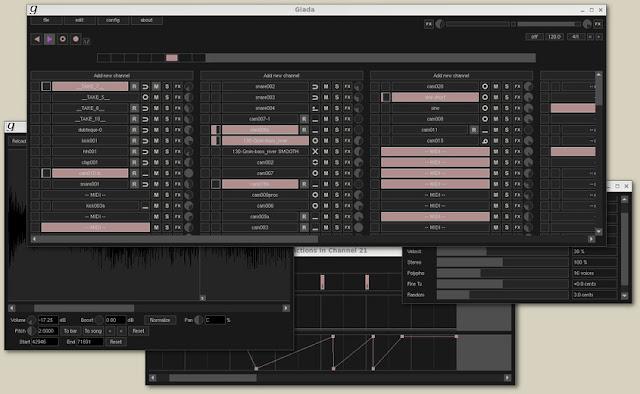 Como instalar o Giada no Debian, Ubuntu, Linux Mint e derivados, e tenha um ferramenta indispensável para quem é DJ!