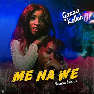 Download Audio | Gazza ft Kellah  - Mimi na Wee