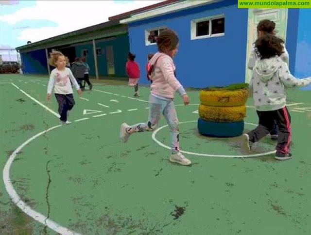 Escuelas Unitarias Zona Este La Palma