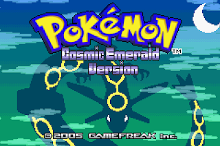 pokemon cosmic emerald