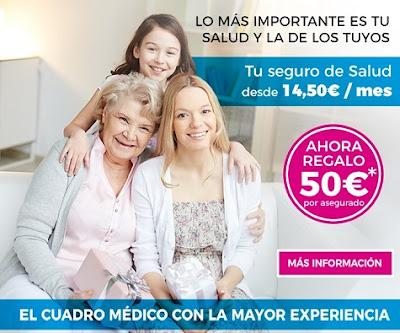 El seguro de protección y salud dental más completo