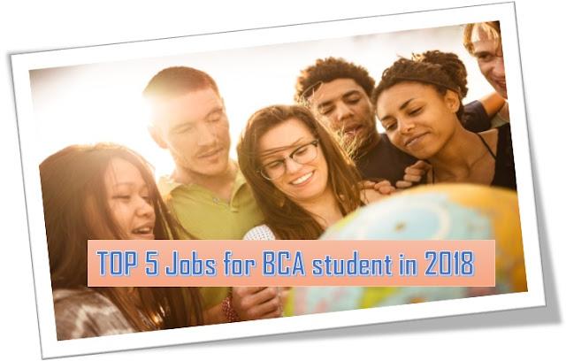 jobs for bca graduate