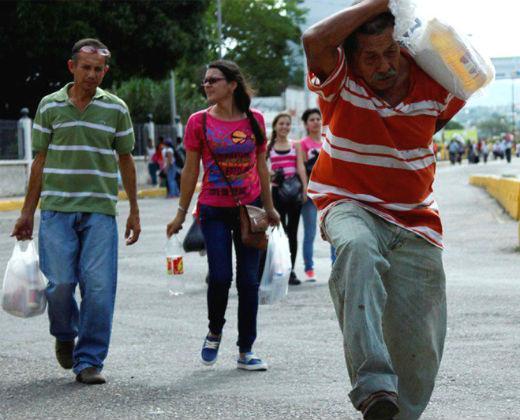 ¡ATENTOS! Venezolanos podrán volver a cruzar la frontera con Colombia el domingo 17J