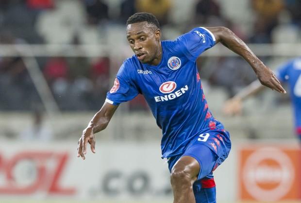Supersport United striker Mxolisi Macuphu