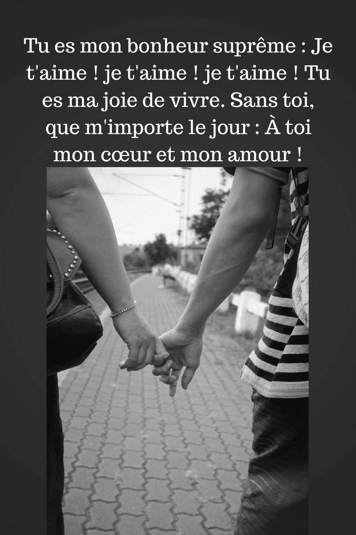 20 Sms Damour Touchants Pour Dire Je Taime 2019 Sms