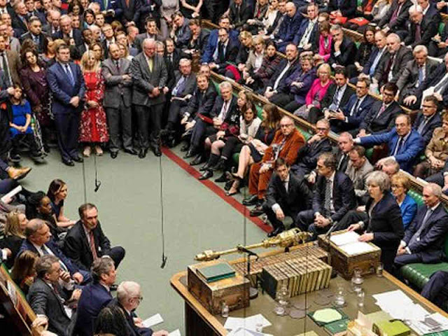 Parlemen Inggris akan Voting Terkait Perpanjangan Tengat Waktu Brexit